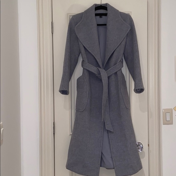 Long Wool Coat size S/P